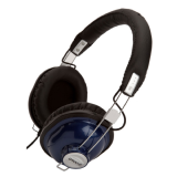 Groov-e Retro Stereo Headphones Midnight Blue GV-9900-MB